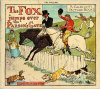 Front cover of The Fox Jumps over the Parson's Gate, by Randolph Caldecott